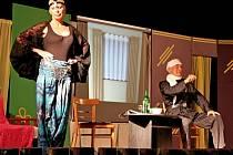 Hudební komedie Jaroslava Sypala slavila úspěch v Archeoskanzenu Modrá.