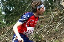 Zlínský orientační běžec Michal Smola se na MS v Olomouci neztratil.