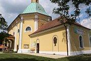 Poutní místo Sv. Antonínek letos slaví 350 let od posvěcení základního kamene pro svou rotundu sv. Antonína Paduánskému v roce 1668.