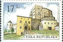 Česká pošta ve středu 6. 4. představí poštovní známku Hrad Buchlov.