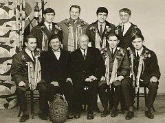 Boršice u Blatnice - Tak jsme žili ve 20. století. Odvedenecký ročník 1949.