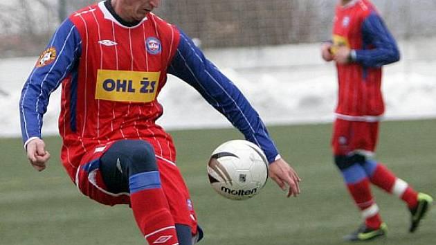 1. FC Brno zdolalo na závěr Slovácko 2:1. Krecek Brno