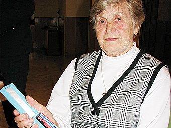 Marie Hejtmánková.