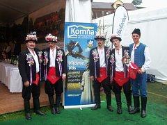 Se skanúny přijeli Komňané na evropské kolo soutěže.