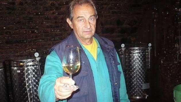 Bohuslav Jež se na letošní slavnosti vína těší, i když budou pro něj ryze pracovní.