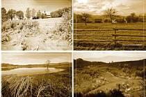 Vydávají nové pohlednice Žítkové, Vyškovce, Bystřice pod Lopeníkem a Ordějova.