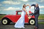 Soutěžní svatební pár číslo 124 - Martina a Petr Mayerovi, Zlín