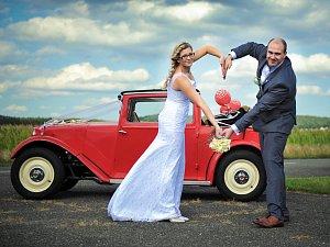 Fotosoutěž O nejkrásnější svatební pár 2017 – 37. kolo