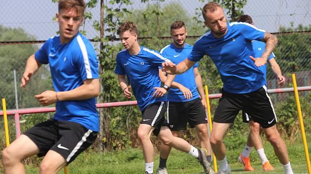 Fotbal příprava - FC Slovácko