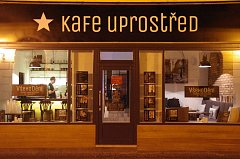 Kafe uprostřed v Hradišti. Ilustrační foto