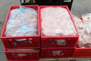 Kuřecí maso. Ilustrační foto.