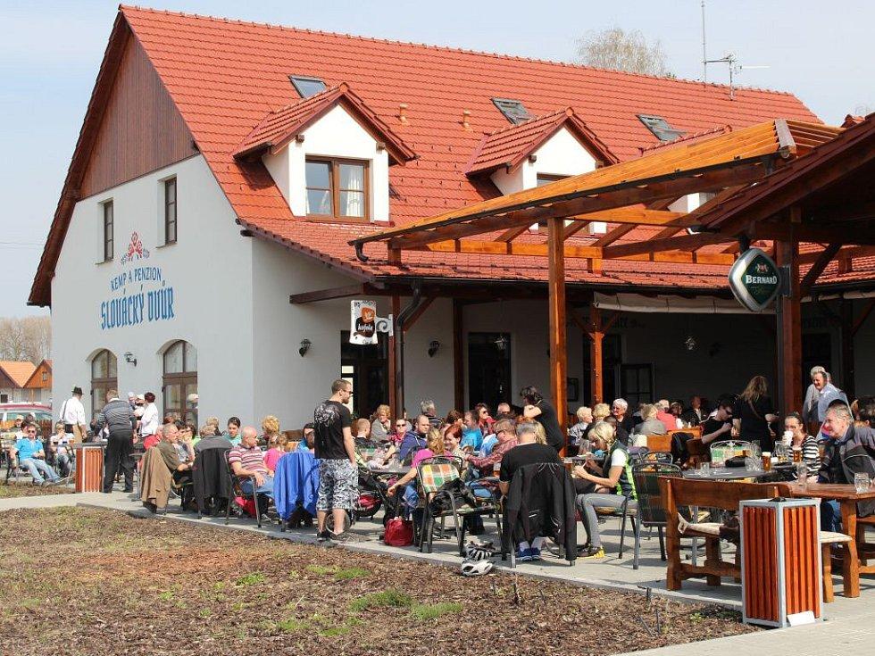 Gulášový festival v Ostrožské Nové Vsi