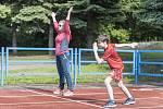 Okolo 1500 sportovců se v pondělí zúčastnilo úvodního závodu po koronavirovém restartu sezony ve Zlínském kraji – Spolu na startu. ZŠ Na Výsluní, Uherský Brod