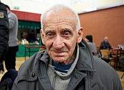 94letý Turista Vojtěch Rosůlek ze Starého Města