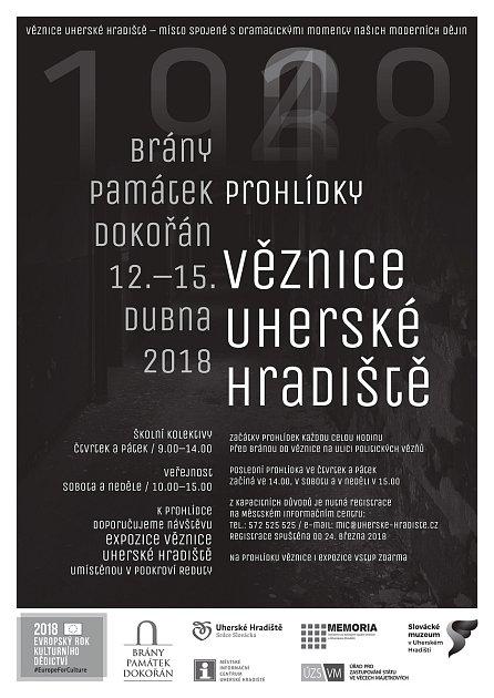 Hradišťská věznice se 12.-15dubna otevře veřejnosti.