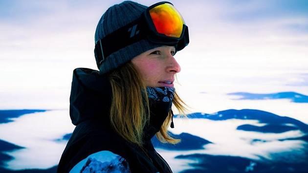 Snowboardistka Šárka Pančochová přemohla vleklé zdravotní problémy a dostává se do formy.
