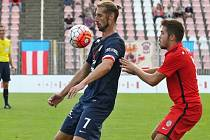 Zbrojovka Brno - 1. FC Slovácko. 3 PetrBuchta (Zbrojovka), 7 Libor Došek (Slovácko)