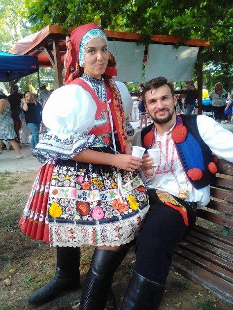 Slavnosti vína vUherském Hradišti, 2016