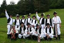 Mužský sbor z Míkovic o nadcházejícím víkendu oslaví v Popovicích 40. výročí založení