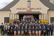 V současnosti má Sbor dobrovolných hasičů Buchlovice 81 členů, z toho 68 mužů a 13 žen.