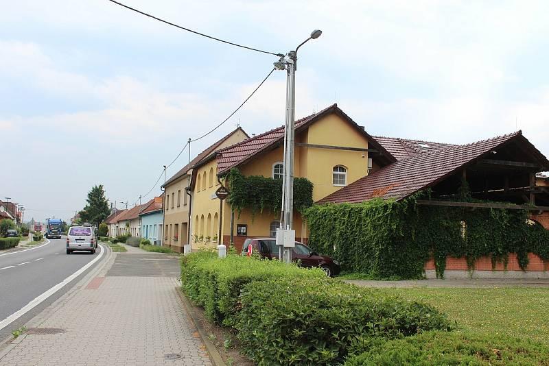 Na návštěvě v Huštěnovicích