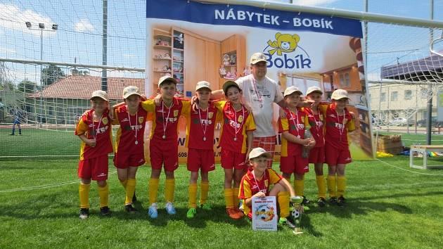 Letní Bobík Cup v Hluku 2021