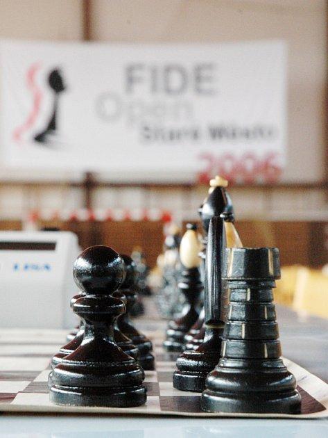 Staroměstští organizátoři jsou připraveni, šachový turnaj FIDE Open 2007 může začít.
