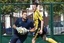 Fotbalisty třetiligového Uherského Brodu posílil zkušený gólman Petr Kratochvíl.