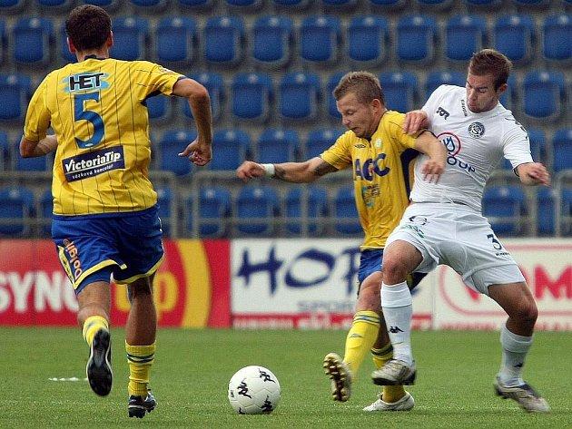 Kubáň (vpravo) s Vondráškem potkali už v minulých utkáních