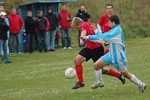 Fotbal Polešovice. Ilustrační foto