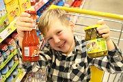 Jakub Sladký z Uherského Hradiště se stal novou tváří dětských výrobků přední české potravinářské společnosti Hamé. Jeho šibalský úsměv zdobí kečup Otmánek a okurky Znojmia.
