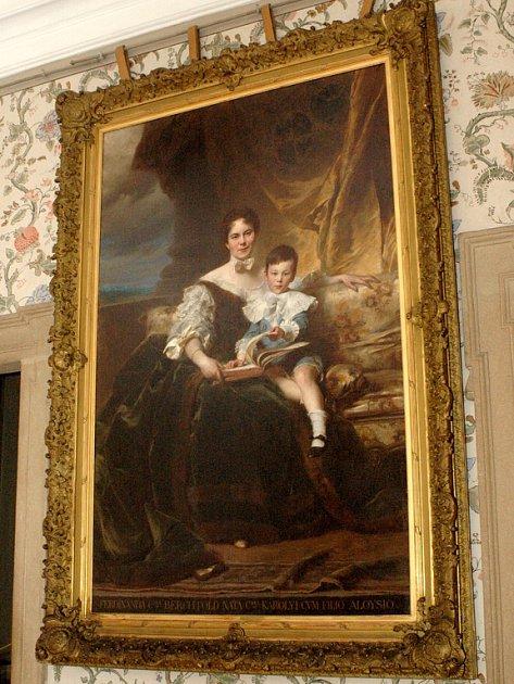 Restaurátorské práce na obraze přišly na dvaasedmdesát tisíc korun.