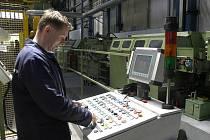 Výstavbu nové haly, nákup technologií a rozšíření stávající kapacity výroby o dvacet procent plánují představitelé tažírny oceli Třineckých železáren ve Starém Městě.