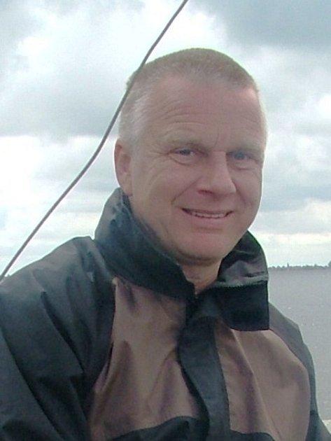 Projektový manažer Baťova kanálu Jiří Barouš.