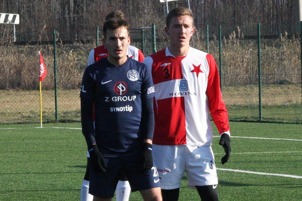 Pavel Tkáč (vpravo