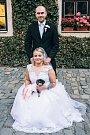 Soutěžní svatební pár číslo 49 - Anna a Pavel Neporovi, Olomouc