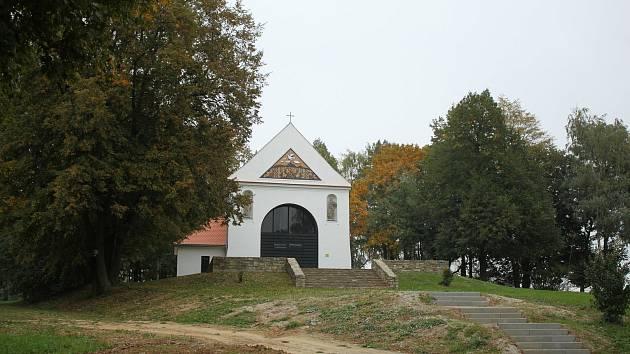 Kaple sv. Rocha na Rochusu.