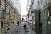Uherské Hradiště chce opravit Šromovu ulici v centrum města.