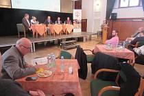 Konference v uherskohradišťské Redutě se zabývala otázkami nové legislativy v oblasti vinařství.