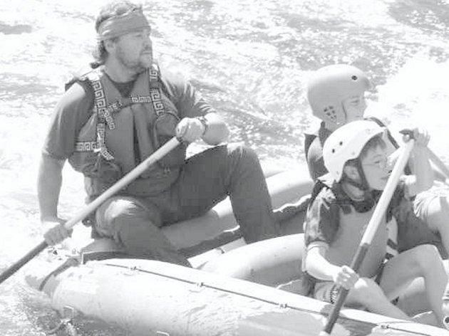 Nejlépe se cítí Radomír Fusek v loděnici a na vodě,  svoje následovníky má co učit.