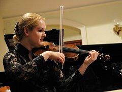 Brahms Trio Prague se představilo v hradišťské Redutě.