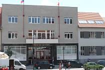 Budova tzv. kachlíkárny v Uherském Brodě po rekonstrukci.