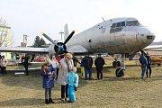 Naganský expres se přesunul do Leteckého muzea v Kunovicích. Legendární letoun Tupolev TU 154M před dvaceti lety dopravil domů zlaté hokejisty z olympiády v Naganu.