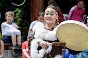 69. mezinárodní folklorní festival v muzeu JAK. Ilustrační foto.