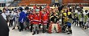 Turnaj přípravek 3. tříd v Uherském Hradišti.