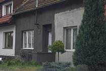 Násilný incident policisté vyšetřovali v Uherském Hradišti v ulici 1. máje v jednom z přízemních rodinných domků.