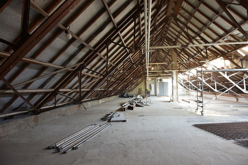 Uherský Brod: V podkroví Panského domu vznikne zařízení pro děti a mládež