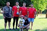 Vítězný tým mužů zMistřic