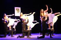 Slovácké divadlo v pondělí 2. března hostilo tradiční akademii Gymnázia Uherské Hradiště.