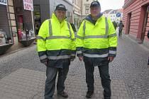 V ulicích Uherského Hradiště se od těchto dnů pohybují asistenti prevence kriminality.